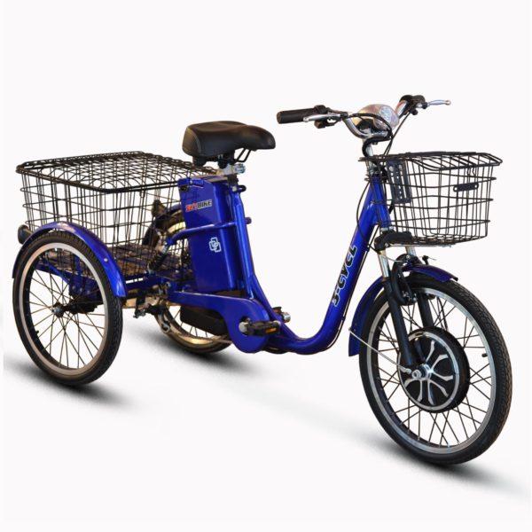 3-CYCL электрический велосипед; электрический скутер; купить электровелосипед