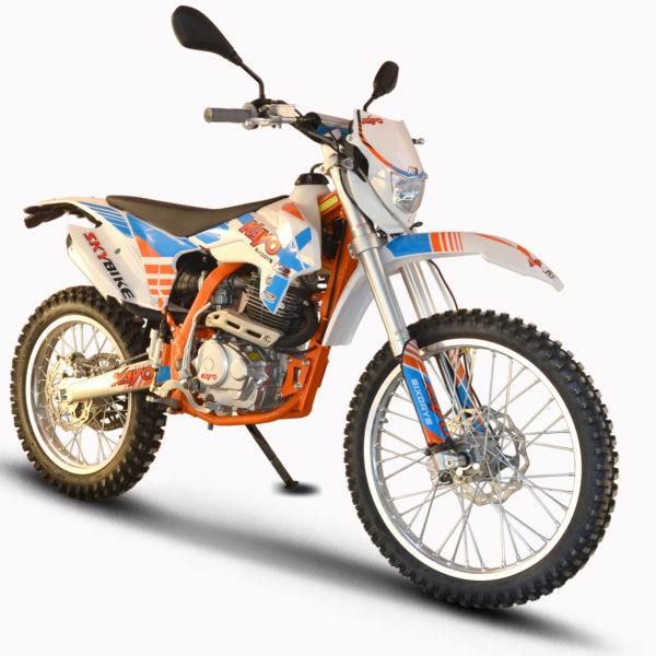 внедорожный мотоцикл эндуро SKYBIKE KAYO K2-250
