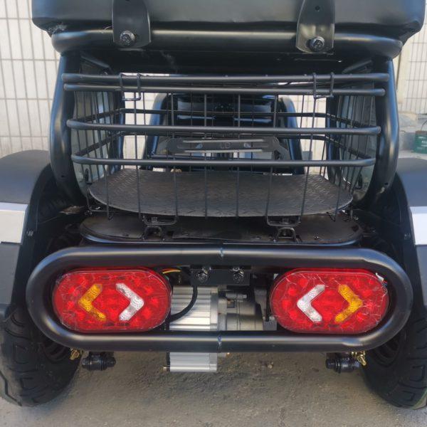 Fada Trike Oldi FF suspension