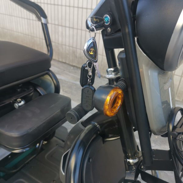 Fada Trike turn