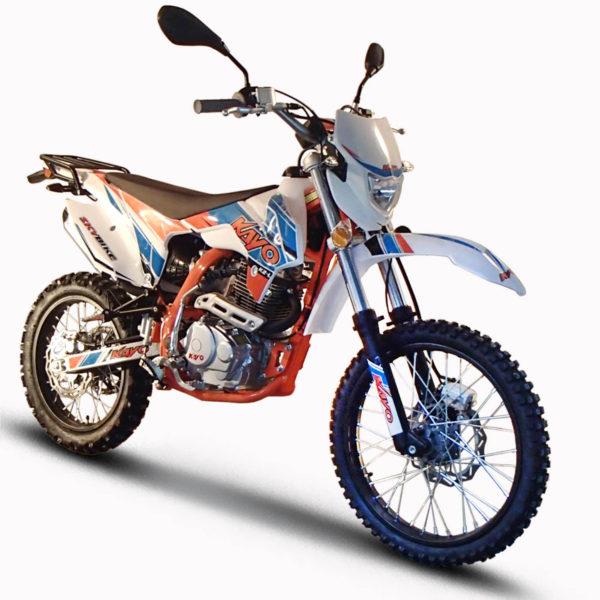 внедорожный мотоцикл эндуро SKYBIKE KAYO K2-L-250