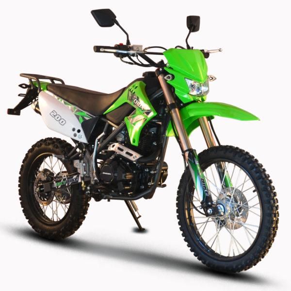 кроссовый мотоцикл эндуро SKYBIKE CRDX 200